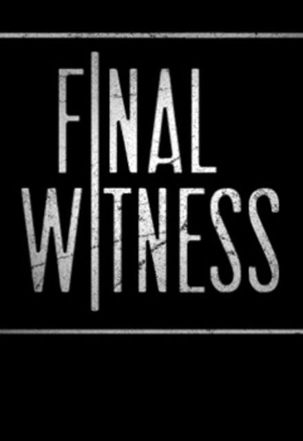 Final Witness: Season 1