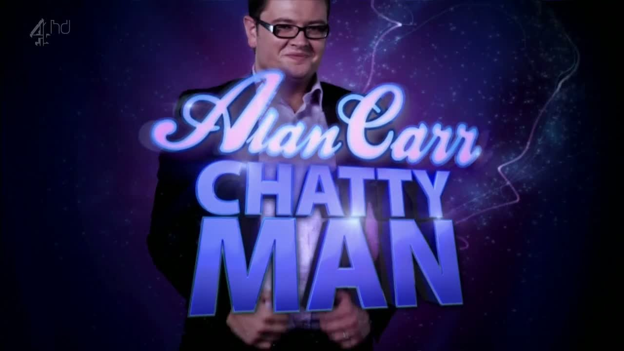 Alan Carr: Chatty Man: Season 9