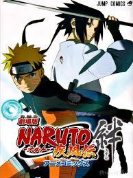 Naruto: Shippuuden Movie 2 - Kizuna (sub)