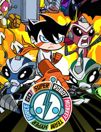 Super Robot Monkey Team Hyperforce Go!: Season 4