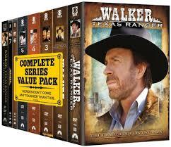 Walker, Texas Ranger: Season 4