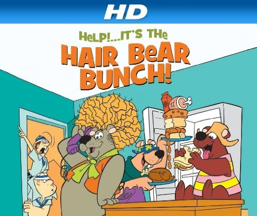 Help!... It's The Hair Bear Bunch!: Season 1