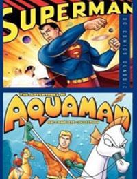 The Superman/aquaman Hour Of Adventure