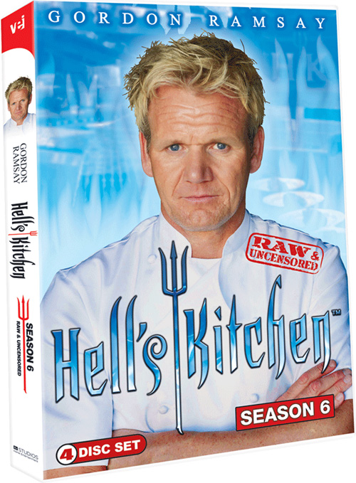 Hell's Kitchen: Season 6