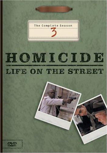 Homicide: Life On The Street: Season 3