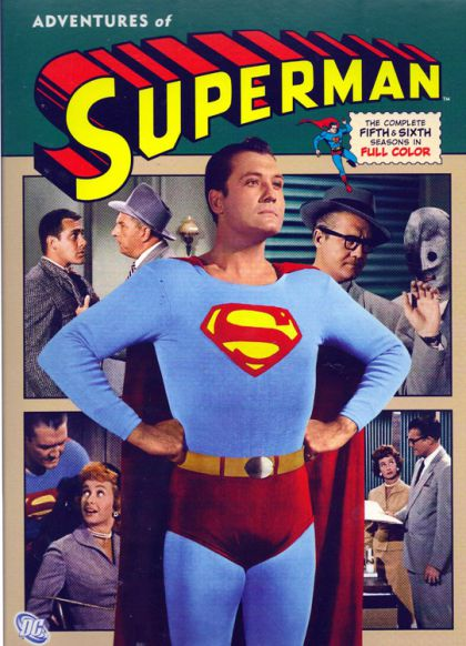Adventures Of Superman: Season 5