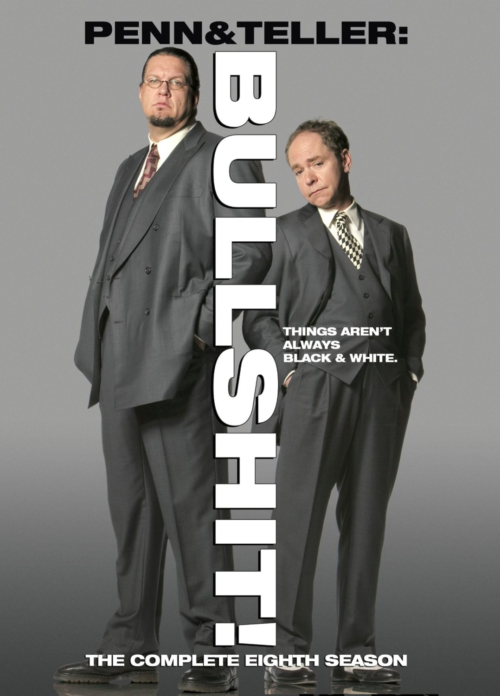Penn & Teller: Bullshit!: Season 8
