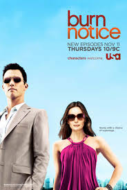 Burn Notice: Season 4