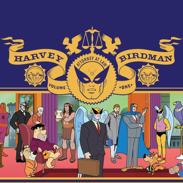 Harvey Birdman, Attorney At Law: Season 1