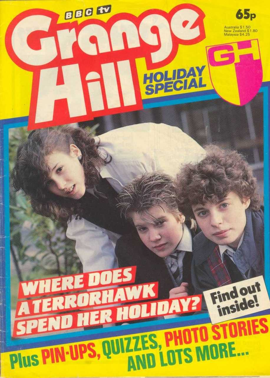 Grange Hill: Season 8