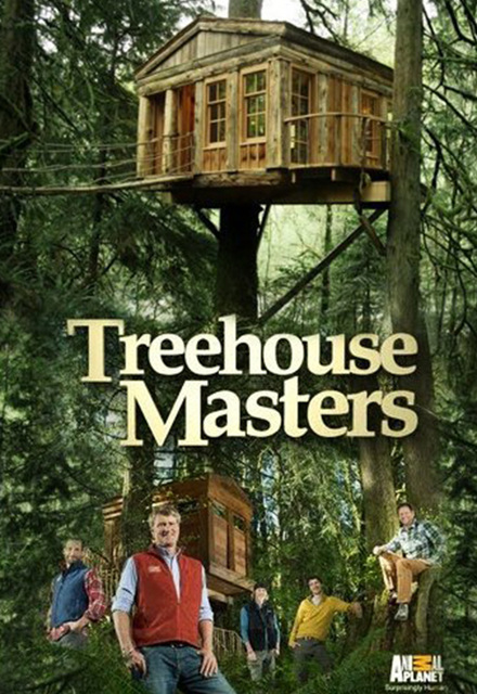 Treehouse Masters: Season 4