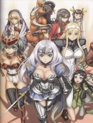 Queen's Blade: Rebellion (dub)