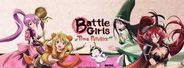 Battle Girls: Time Paradox (dub)