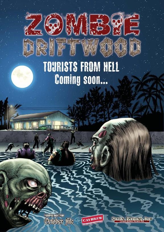 Zombie Driftwood