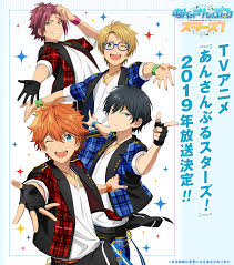 Ensemble Stars! (dub)