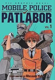 Patlabor: The Mobile Police (dub)