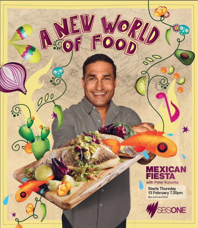 Mexican Fiesta With Peter Kuruvita: Season 1