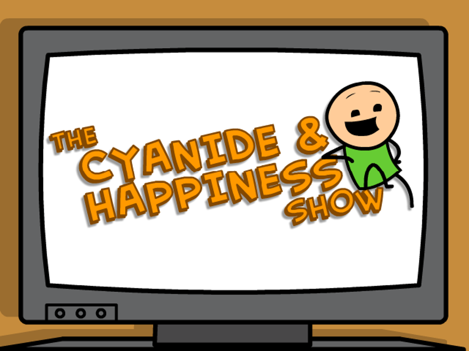 The Cyanide & Happiness Show: Season 1