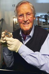 The Incredible Story Of Marie Antoinette's Watch... With Nicholas Parsons