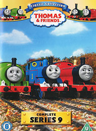 Thomas The Tank Engine & Friends: Season 9