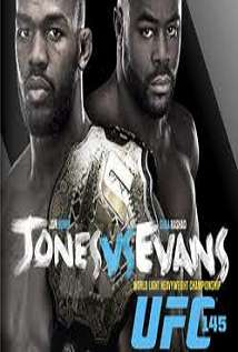 Ufc 145 Extended Preview