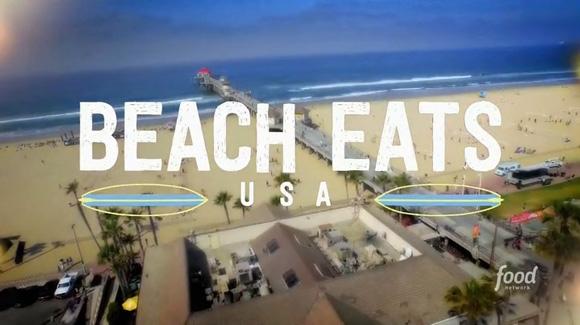 Beach Eats Usa: Season 1
