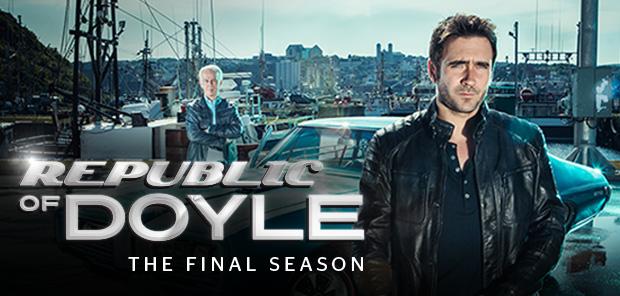 Republic Of Doyle: Season 6