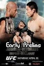 Ufc 186 Early Prelims