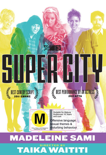 Super City: Season 2