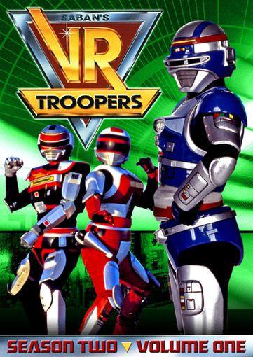 V.r. Troopers: Season 2