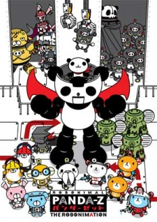 Panda-z: The Robonimation