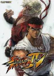 Street Fighter Iv: The Ties That Bind (dub)