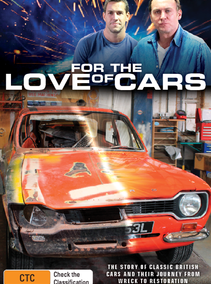For The Love Of Cars: Season 1