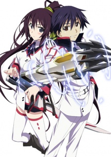 Is: Infinite Stratos 2 (dub)