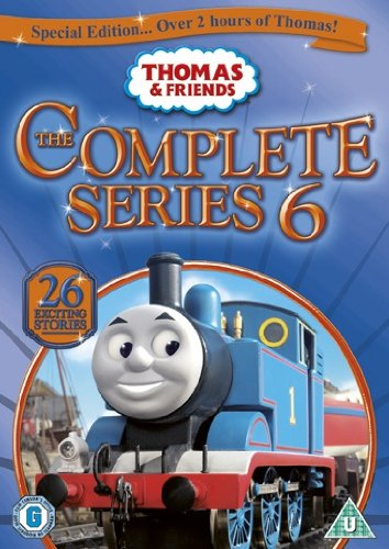 Thomas The Tank Engine & Friends: Season 6