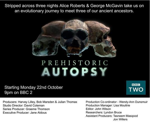 Prehistoric Autopsy: Season 1