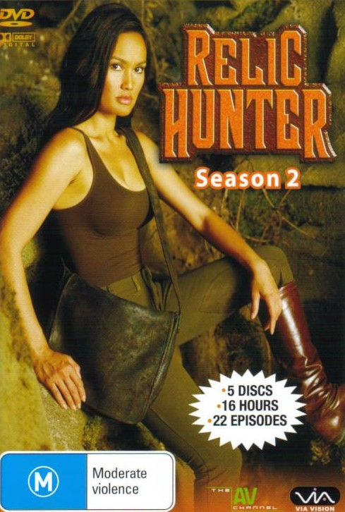 Relic Hunter: Season 2