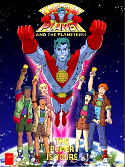 Captain Planet And The Planeteers: Season 6