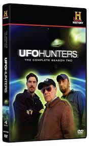 Ufo Hunters: Season 3