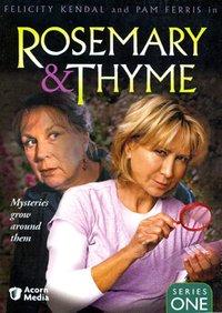 Rosemary & Thyme: Season 1
