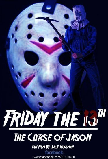 Friday The 13th: The Curse Of Jason