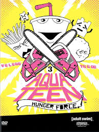 Aqua Teen Hunger Force: Season 3