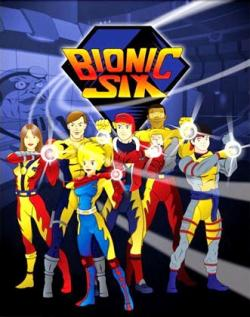 Bionic Six: Season 1